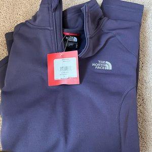 Quarter zip NorthFace pullover
